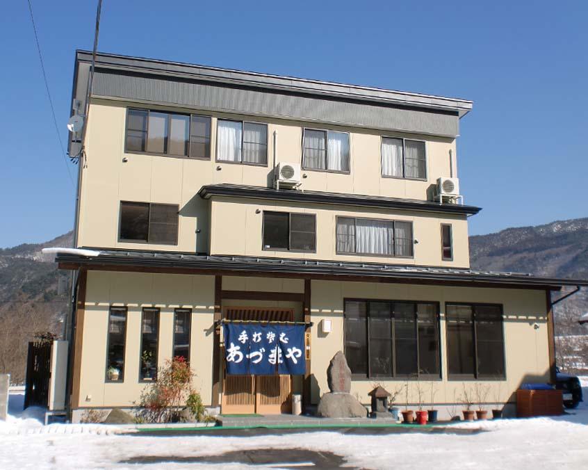 【店舗】山形市/蕎麦屋.A